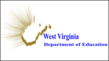 West Virginia DOE logo
